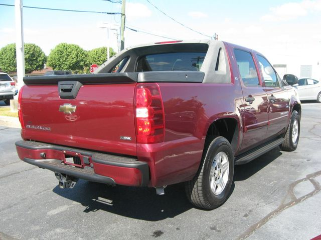 2008 Chevrolet Avalanche LS Richmond, Virginia 5