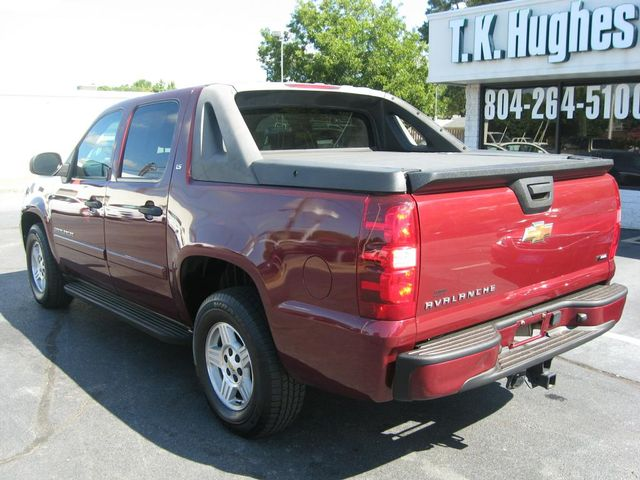 2008 Chevrolet Avalanche LS Richmond, Virginia 7