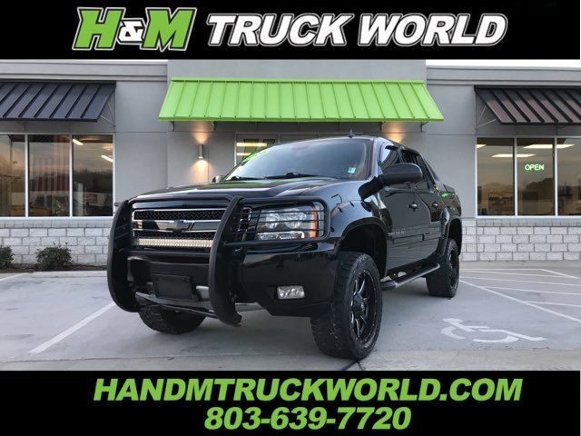 2008 Chevrolet Avalanche LT *LIFTED*BLACK FUEL WHEELS* BADD