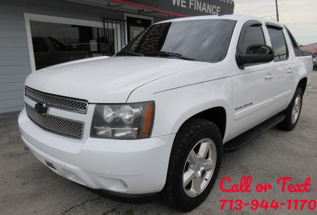 2008 Chevrolet Avalanche LT w/3LT south houston, TX
