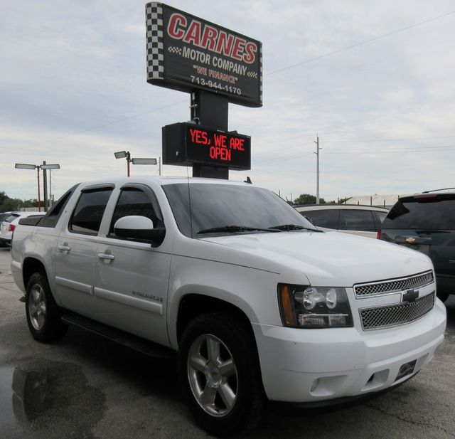 2008 Chevrolet Avalanche LT w/3LT south houston, TX 3
