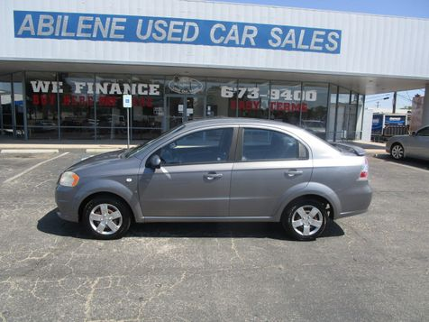 2008 Chevrolet Aveo LS in Abilene, TX