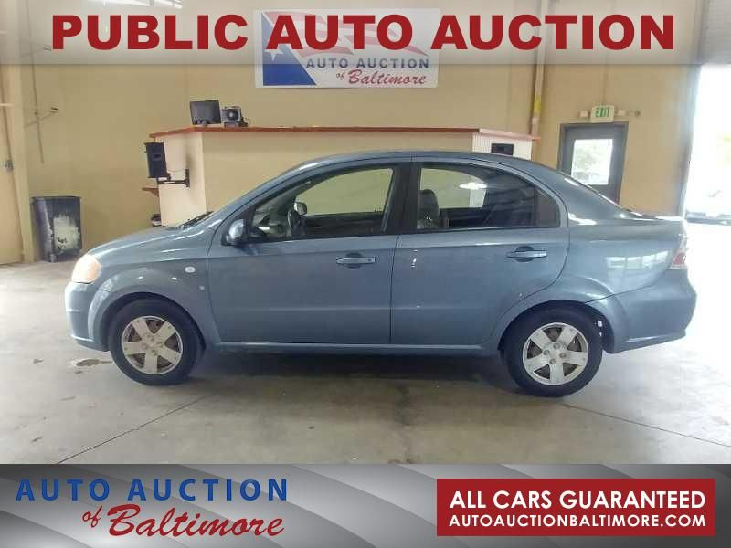 2008 Chevrolet Aveo LS | JOPPA, MD | Auto Auction of Baltimore  in JOPPA MD