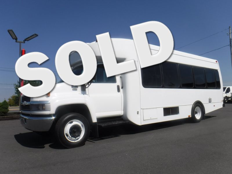 2008 Chevrolet C5500 22 Passenger Bus with Wheelchair Lift  in Ephrata PA