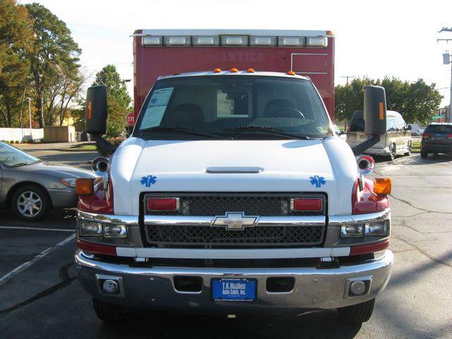 2008 Chevrolet CC4500 Ambulance C4V042 Richmond, Virginia 1
