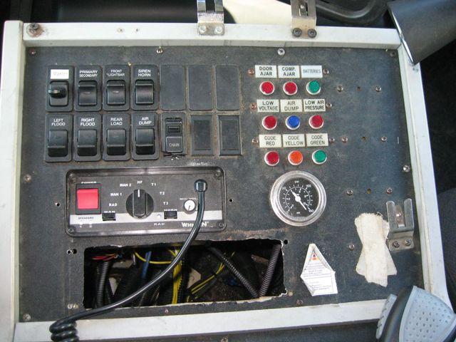 2008 Chevrolet CC4500 Ambulance C4V042 Richmond, Virginia 10