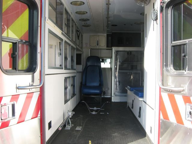 2008 Chevrolet CC4500 Ambulance C4V042 Richmond, Virginia 11