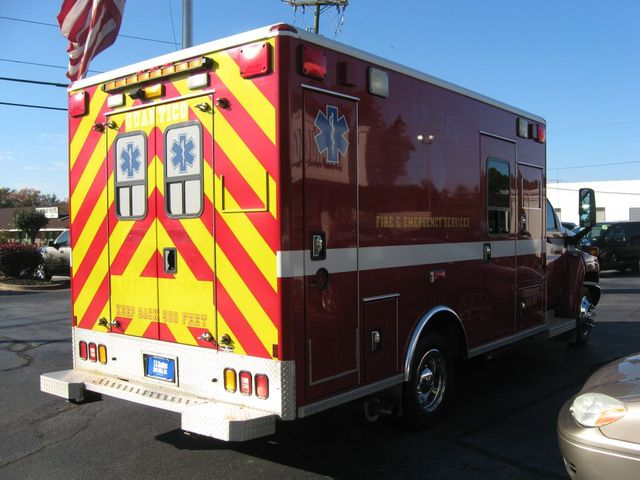 2008 Chevrolet CC4500 Ambulance C4V042 Richmond, Virginia 4