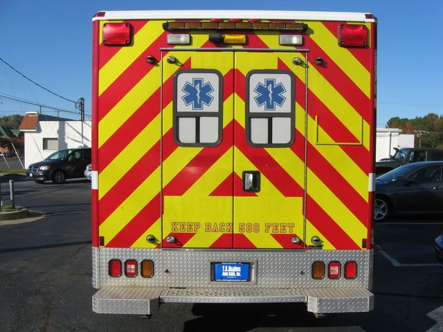 2008 Chevrolet CC4500 Ambulance C4V042 Richmond, Virginia 5