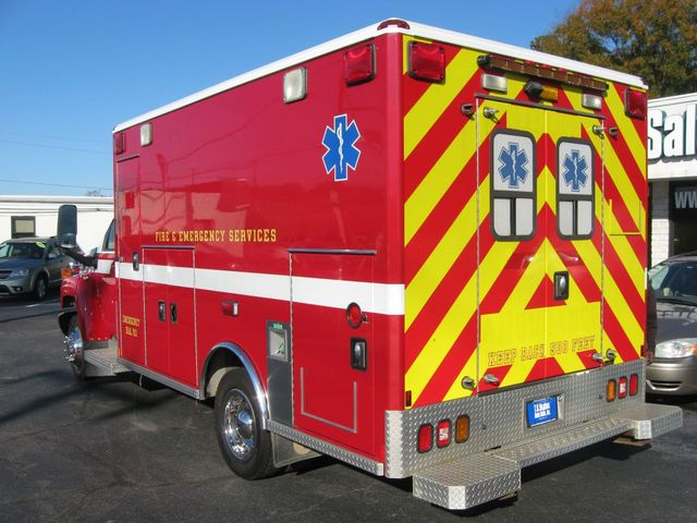 2008 Chevrolet CC4500 Ambulance C4V042 Richmond, Virginia 6