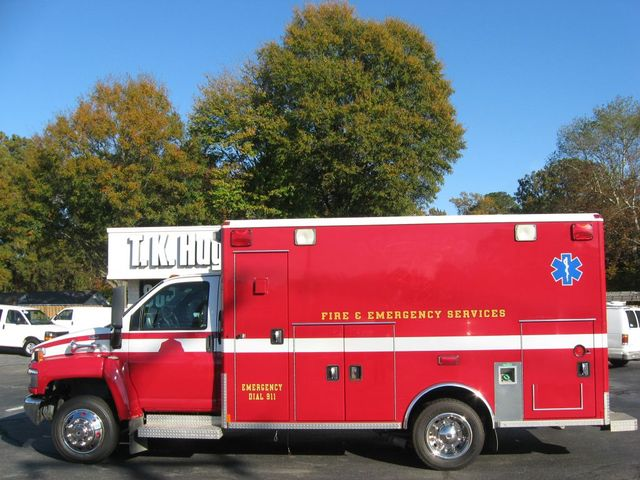 2008 Chevrolet CC4500 Ambulance C4V042 Richmond, Virginia 7