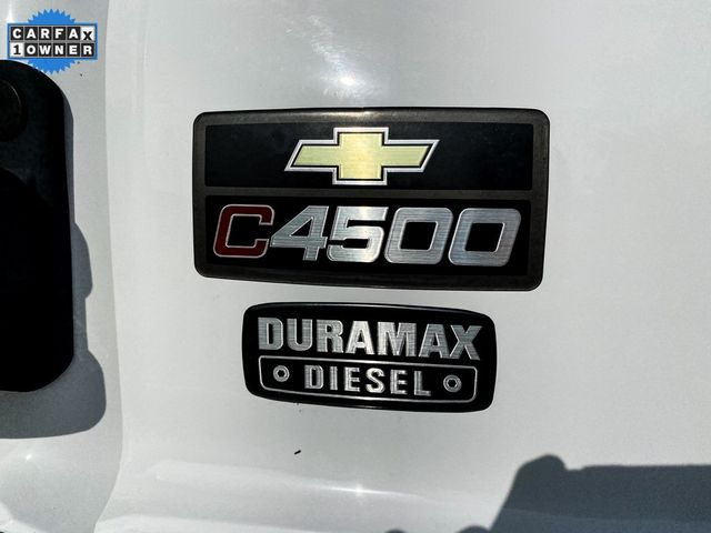 2008 Chevrolet CC4500 Flatbed Madison, NC 8