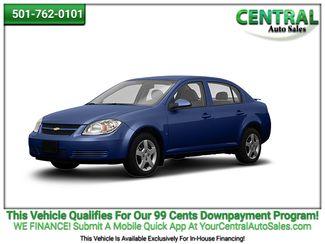 2008 Chevrolet Cobalt LT | Hot Springs, AR | Central Auto Sales in Hot Springs AR