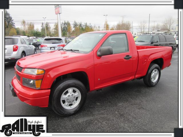 2008 Chevrolet Colorado 2WD LS in Burlington WA, 98233