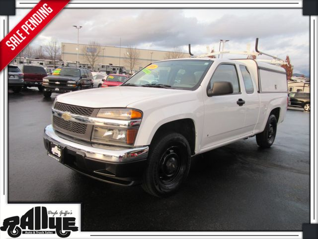 2008 Chevrolet Colorado Q/Cab