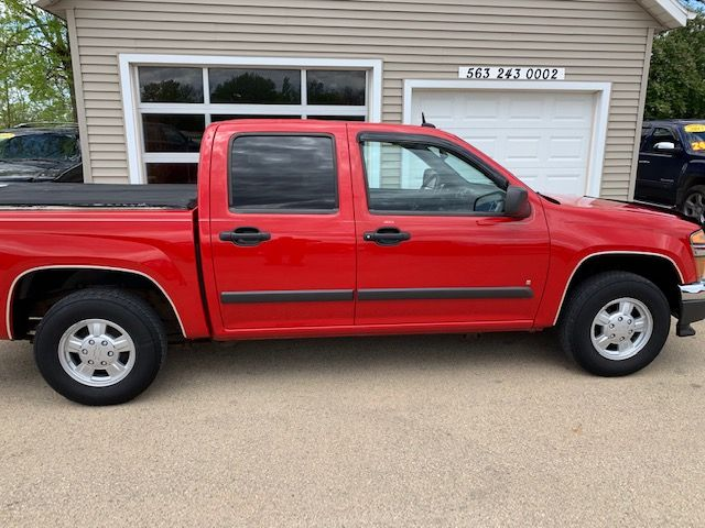 2008 Chevrolet Colorado LT w/1LT in Clinton, IA 52732