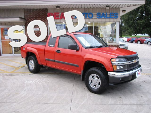 2008 Chevrolet Colorado LT w/1LT