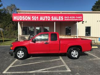 2008 Chevrolet Colorado LT w/1LT | Myrtle Beach, South Carolina | Hudson Auto Sales in Myrtle Beach South Carolina