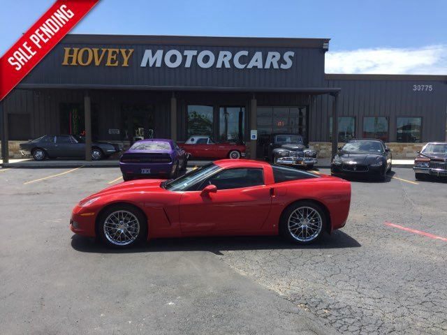 2008 Chevrolet Corvette 1LT in Boerne, Texas 78006