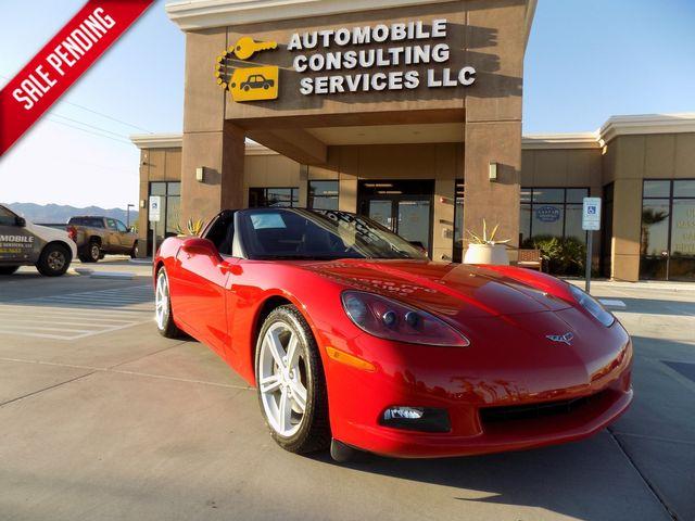 2008 Chevrolet Corvette 3LT in Bullhead City, AZ 86442-6452