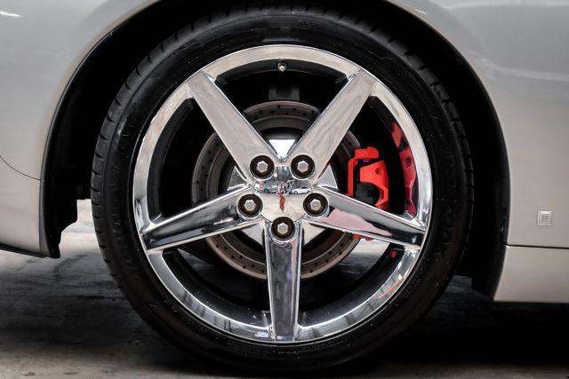 2008 Chevrolet Corvette w/ BASSANI Exhaust & Carbon Fiber Interior Trim in Addison, TX 75001