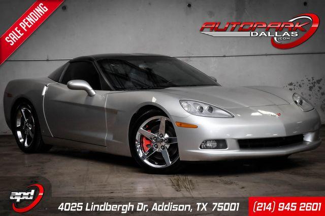 2008 Chevrolet Corvette w/ BASSANI Exhaust & Carbon Fiber Interior Trim
