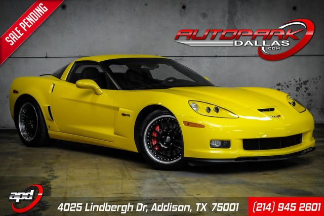 2008 Chevrolet Corvette Z06 w/ Upgrades in Addison, TX 75001