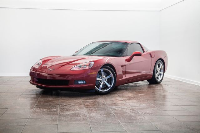 2008 Chevrolet Corvette 3LT Z51 Cammed With Many Upgrades in Addison, TX 75001