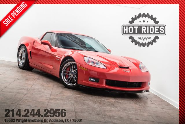 2008 Chevrolet Corvette Z06 in Addison, TX 75001