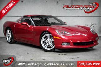 2008 Chevrolet Corvette 3LT w/ Edelbrock Supercharger in Addison, TX 75001