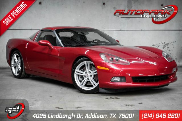 2008 Chevrolet Corvette Edelbrock Supercharged in Addison, TX 75001