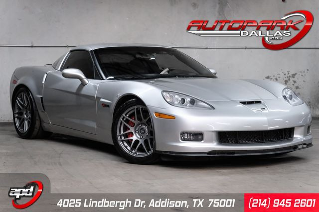 2008 Chevrolet Corvette Z06 A&A Supercharger 800HP in Addison, TX 75001