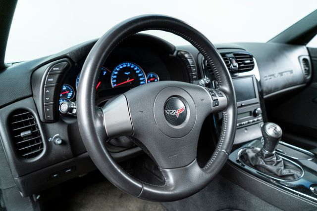 2008 Chevrolet Corvette Z06 2LZ in Addison, TX 75001