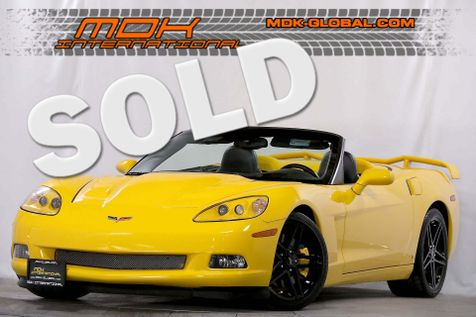 2008 Chevrolet Corvette - 4LT pkg - Z51 pkg - LS3 - Navigation in Los Angeles