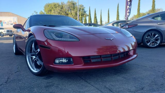 2008 Chevrolet Corvette 3LT SUPERCHARGED in Campbell, CA 95008