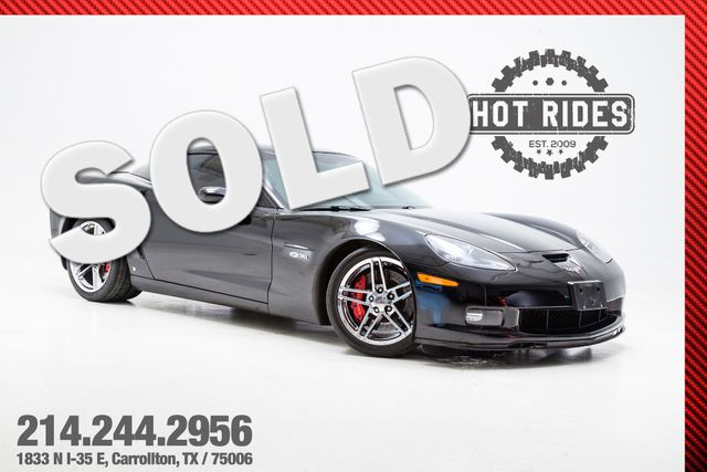 2008 Chevrolet Corvette Z06 RR Stage-3 With Many Upgrades