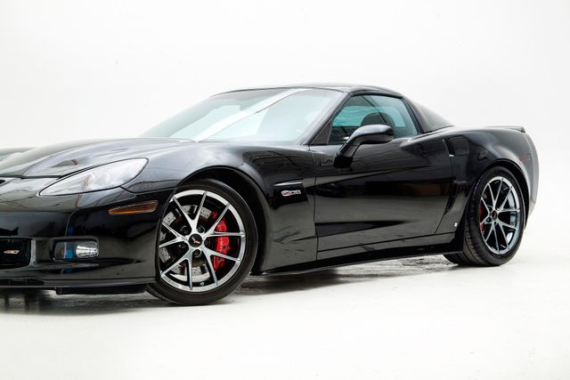 2008 Chevrolet Corvette Z06 With Many Upgrades in TX, 75006