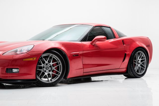 2008 Chevrolet Corvette Z06 Heads/Cam 572whp in , TX 75006