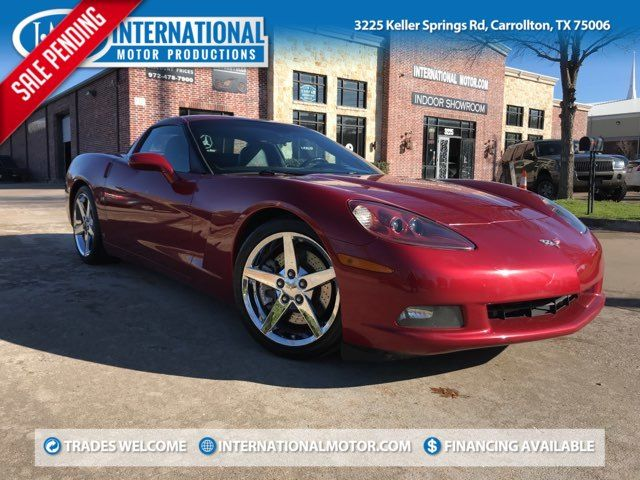 2008 Chevrolet Corvette Base ONE OWNER in Carrollton, TX 75006