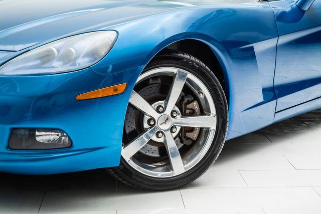 2008 Chevrolet Corvette Z51 in Jetstream Blue in Carrollton, TX 75006
