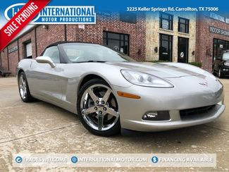 2008 Chevrolet Corvette Base in Carrollton, TX 75006