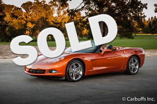 2008 Chevrolet Corvette Roadster | Concord, CA | Carbuffs in Concord
