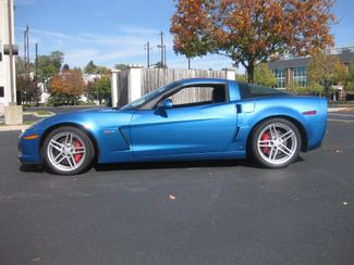 2008 Sold Chevrolet Corvette Z06 Conshohocken, Pennsylvania 2