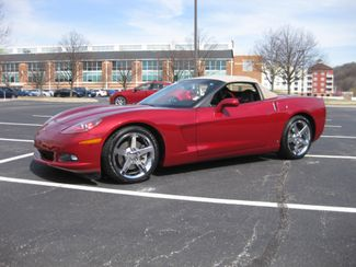 2008 Sold Chevrolet Corvette Convertible Conshohocken, Pennsylvania 1