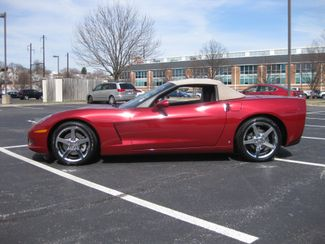 2008 Sold Chevrolet Corvette Convertible Conshohocken, Pennsylvania 2