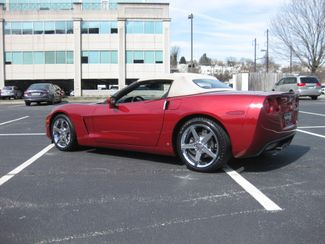 2008 Sold Chevrolet Corvette Convertible Conshohocken, Pennsylvania 3