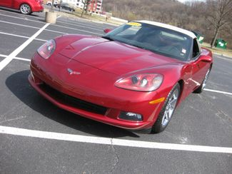 2008 Sold Chevrolet Corvette Convertible Conshohocken, Pennsylvania 5
