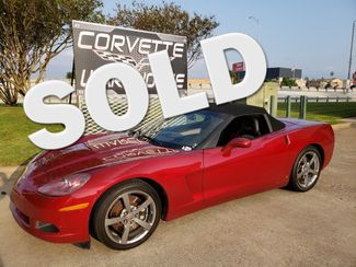 2008 Chevrolet Corvette Convertible 3LT, F55, TT Seats, Chromes, 71k!  | Dallas, Texas | Corvette Warehouse  in Dallas Texas