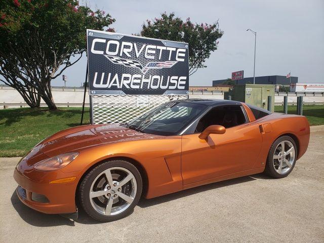 2008 Chevrolet Corvette Coupe 3LT, NAV, TT Seats, Auto, Only 93k