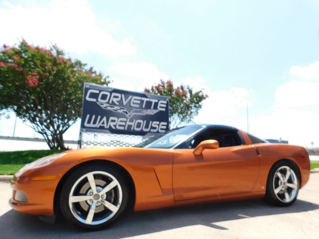 2008 Chevrolet Corvette Coupe 3LT, NAV, TT Seats, Auto, Only 93k in Dallas, Texas 75220